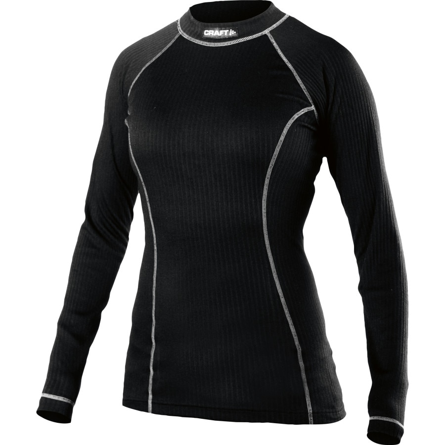 Craft Active Crewneck Base Layer - Long-Sleeve - Women's
