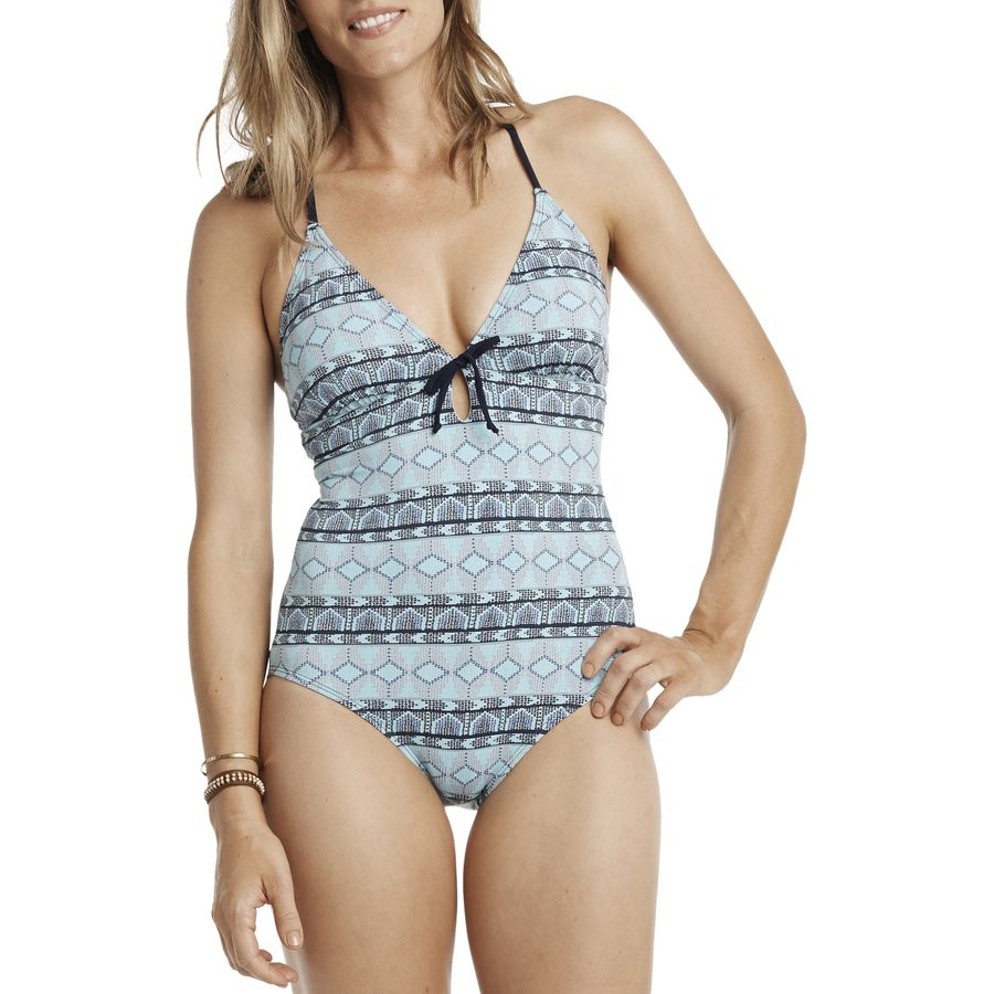 Carve Designs Nosara One-Piece Swimsuit - Womens