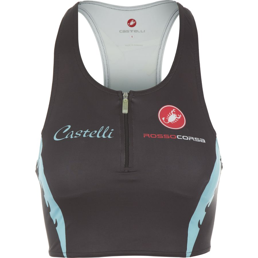 Castelli Body Paint Tri Short Top - Womens