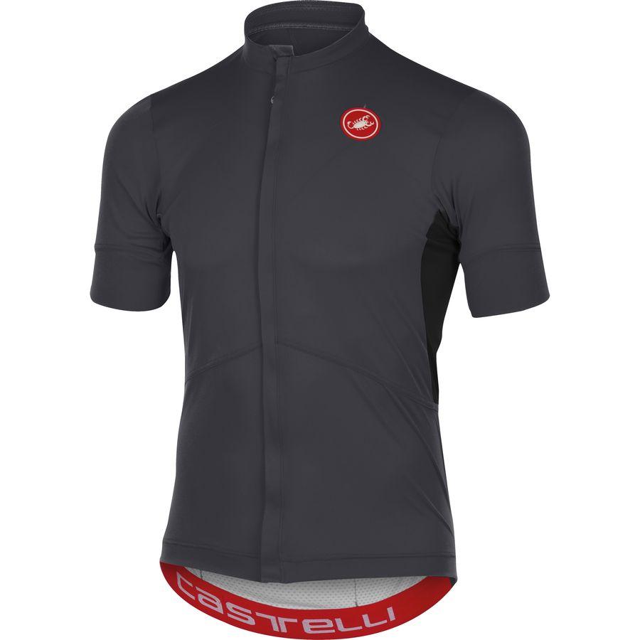 Castelli Imprevisto Nano Jersey - Short Sleeve - Mens