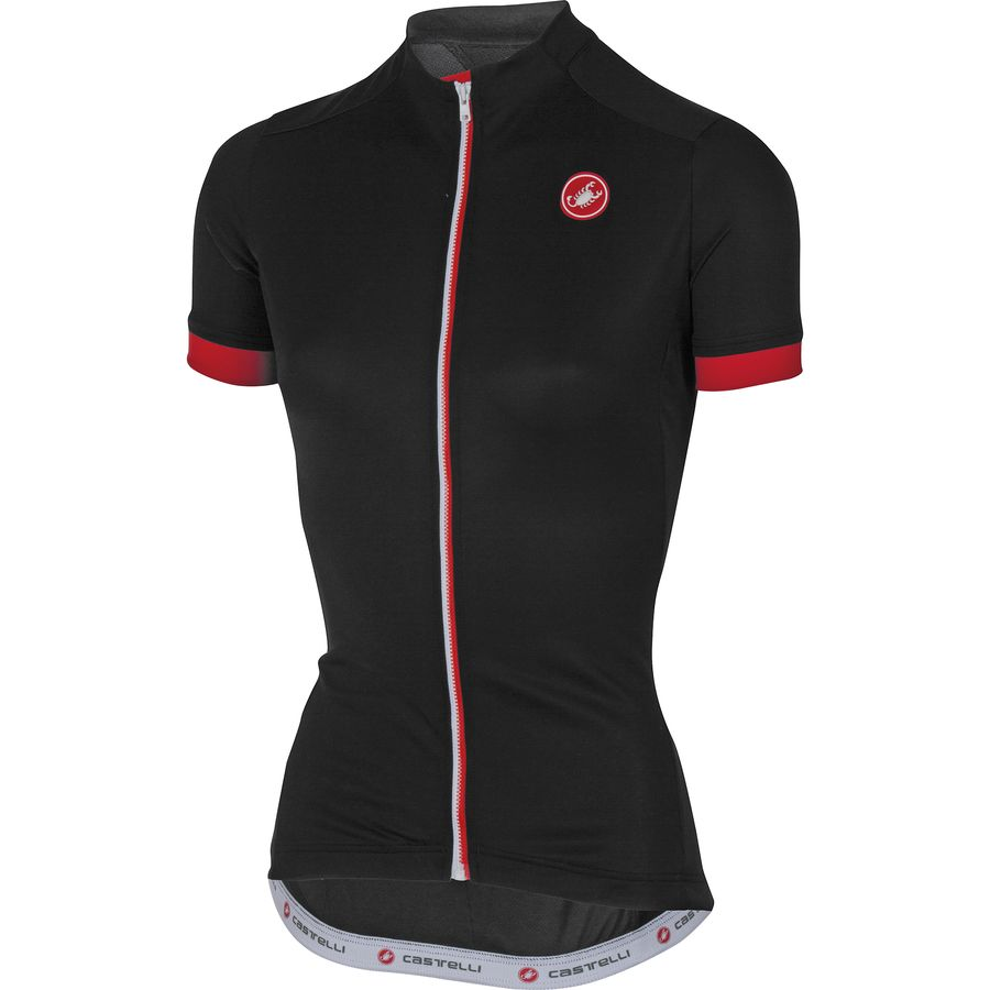Castelli Anima Jersey - Short-Sleeve - Womens