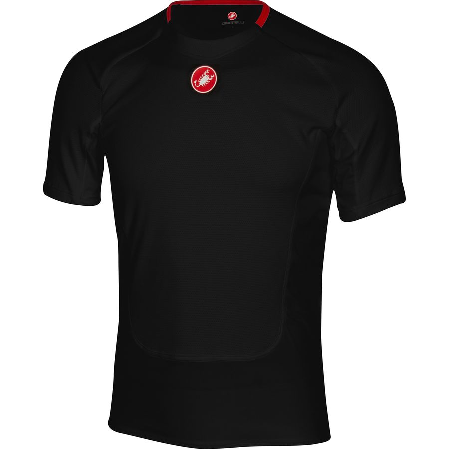 Castelli Prosecco Short-Sleeve Baselayer - Mens