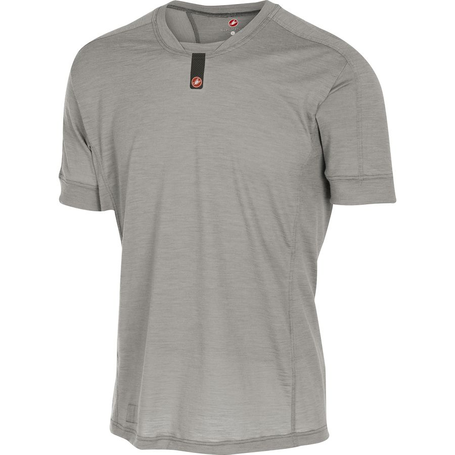 Castelli Procaccini Wool Short-Sleeve Baselayer - Mens