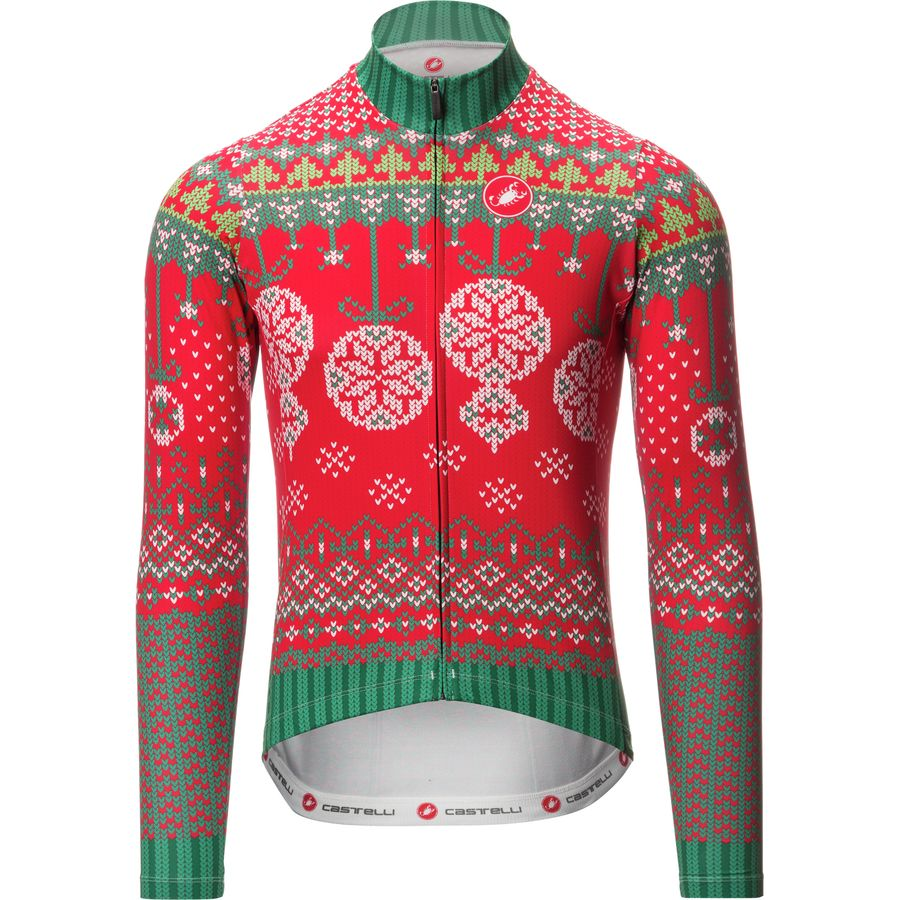 Castelli Holiday 2016 Sweater Jersey - Mens