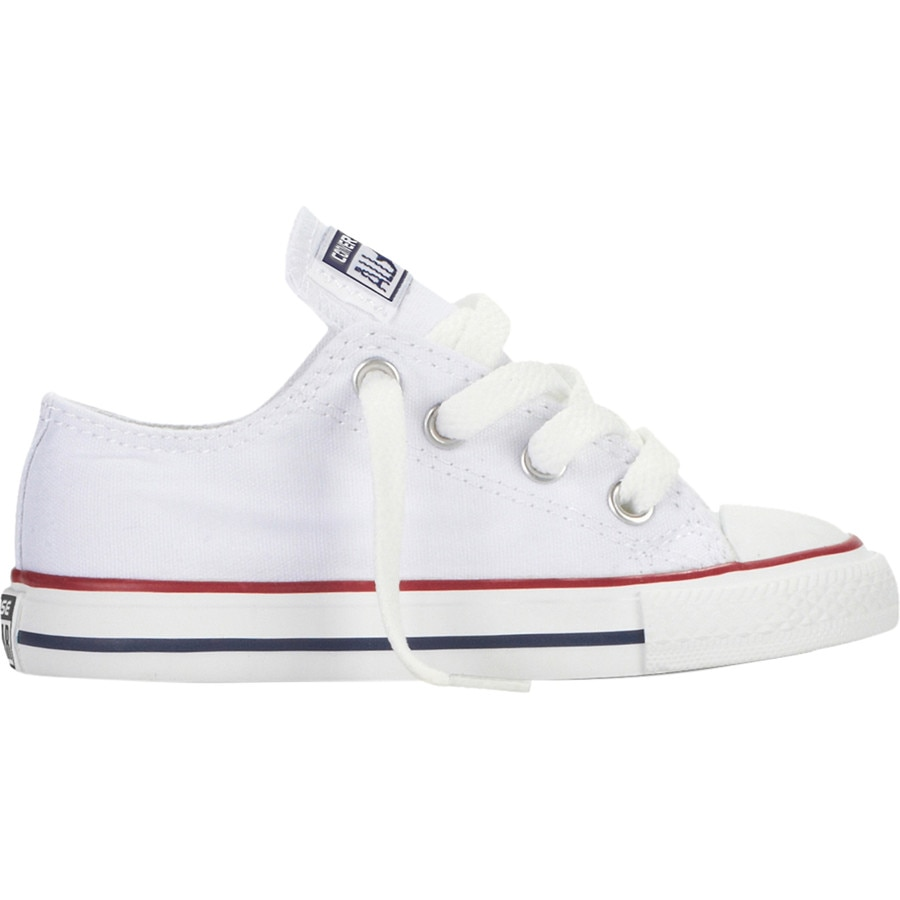 Converse Chuck Taylor All Star OX Shoe Toddler Girls