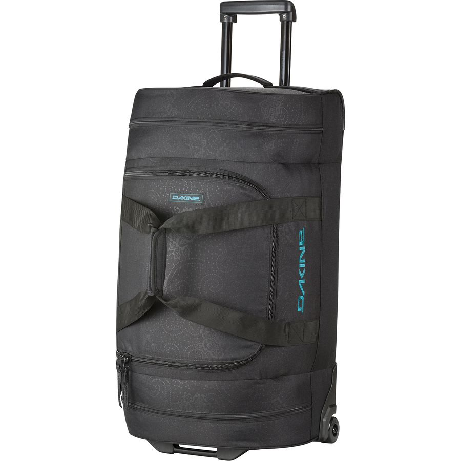 dakine duffle roller 90l gear bag women 39 s 5500cu in. Black Bedroom Furniture Sets. Home Design Ideas