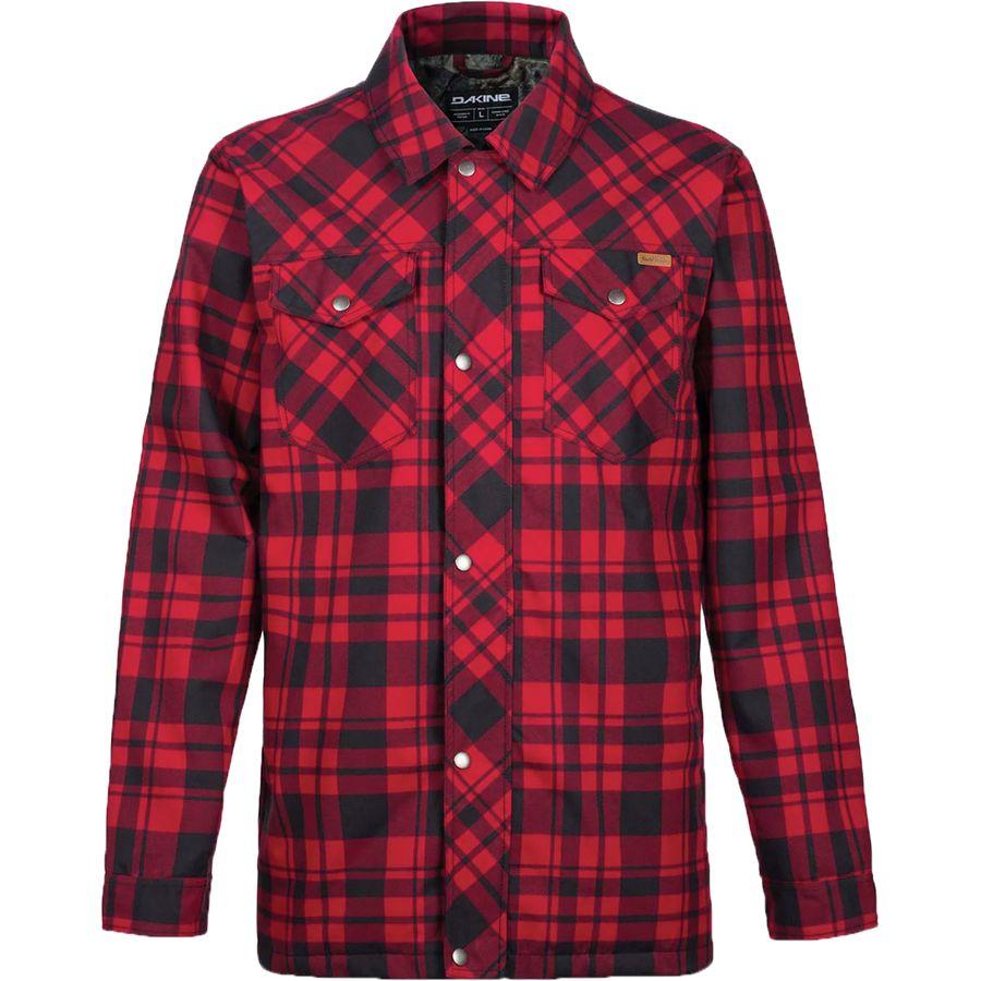 DAKINE Richmond Flannel Jacket - Mens