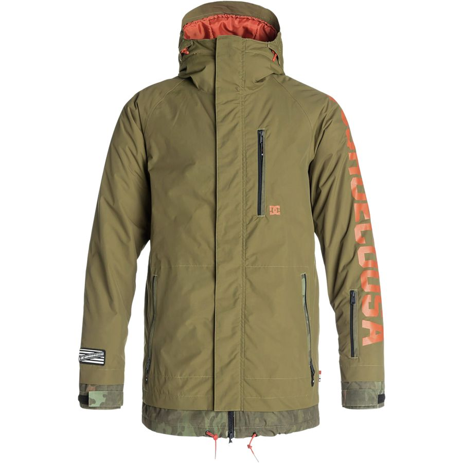 DC Ripley 16 Insulated Jacket - Men's