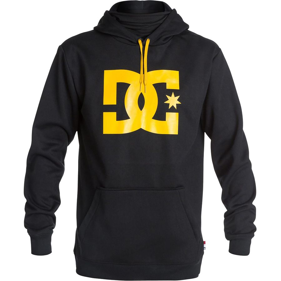 Dc pullover hoodie