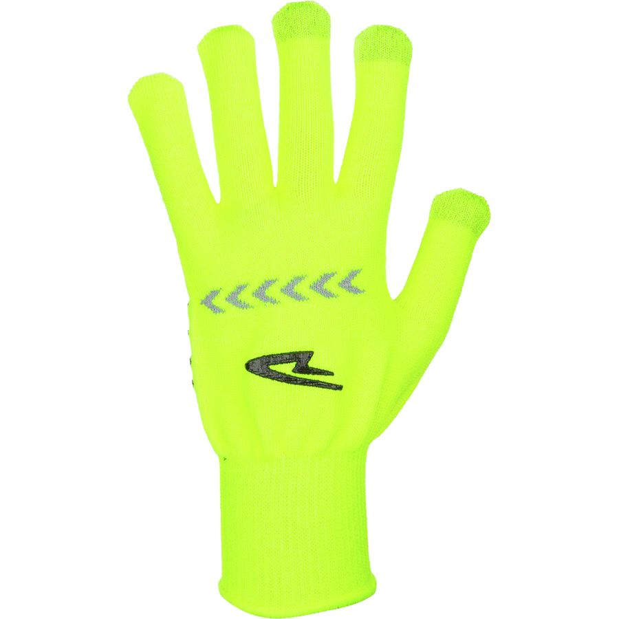 DeFeet Electronic Touch Gloves Reflective