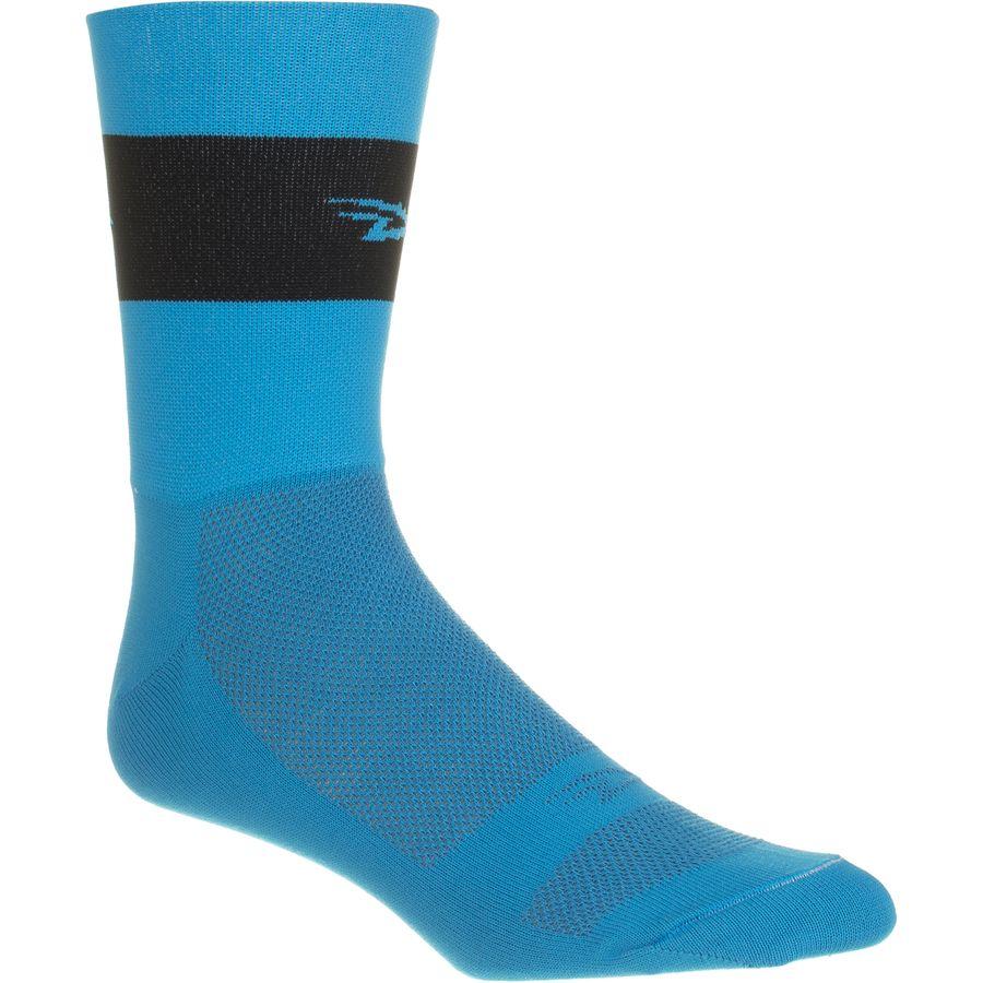 DeFeet Team DeFeet Aireator Hi-Top 5in Socks