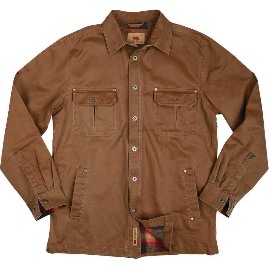 Dakota Grizzly Hunter Jacket - Mens