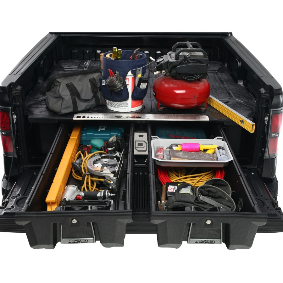 Decked Ford Truck Bed System Backcountry Com