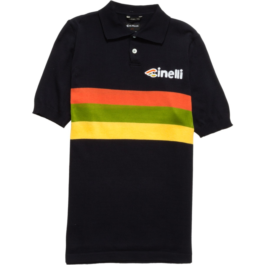 De Marchi Cinelli Polo Shirt - Mens