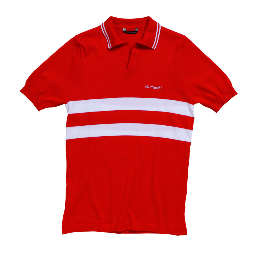 De Marchi Heritage Polo T-Shirt - Mens