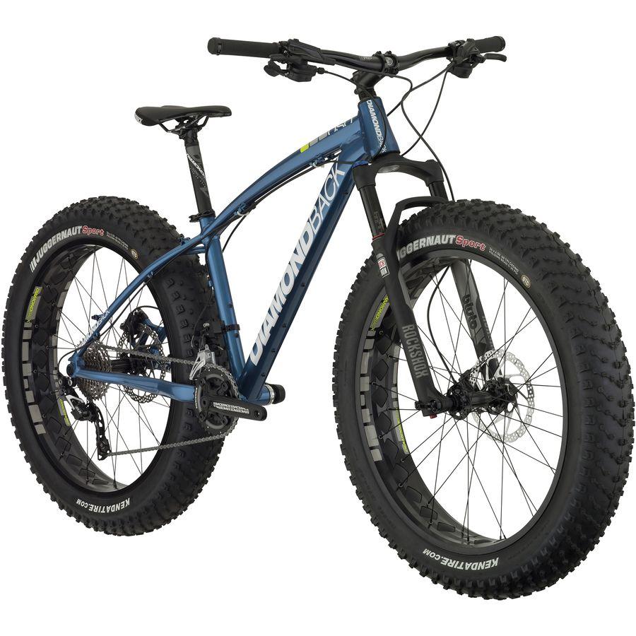 Diamondback El Oso SLX Complete Fat Bike - 2016