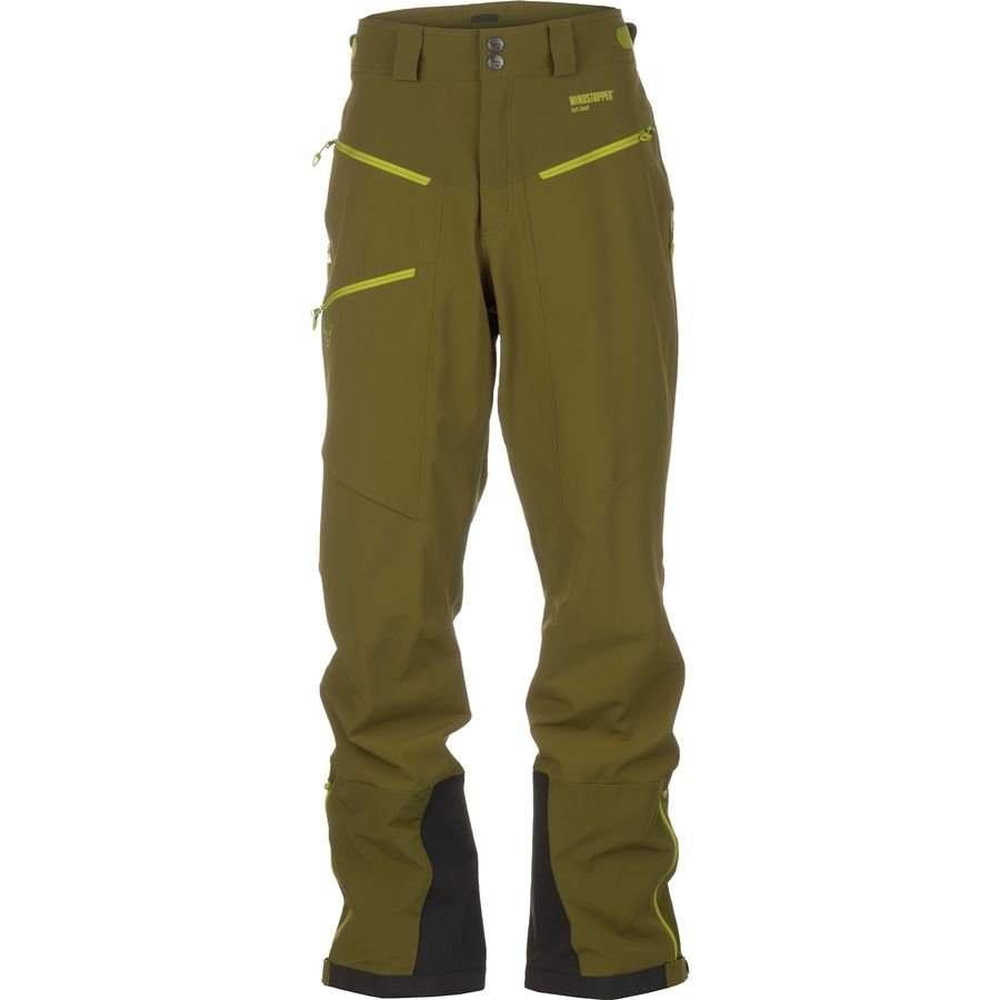 how to use snow pant gaiters