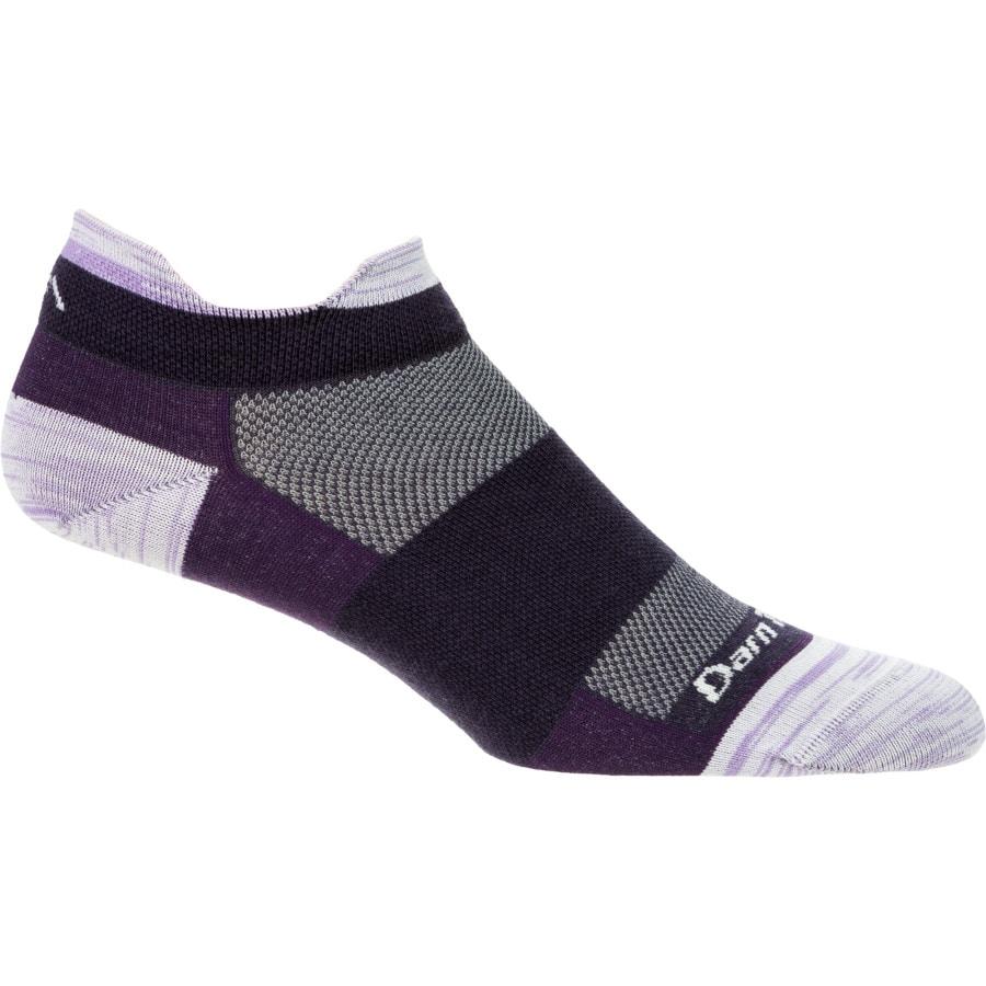 Darn Tough True Seamless No-Show Tab Ultra-Light Running Socks - Women's
