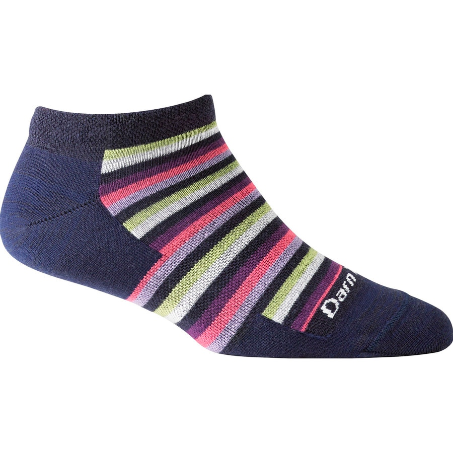 Darn Tough Portland No Show Light Sock - Womens