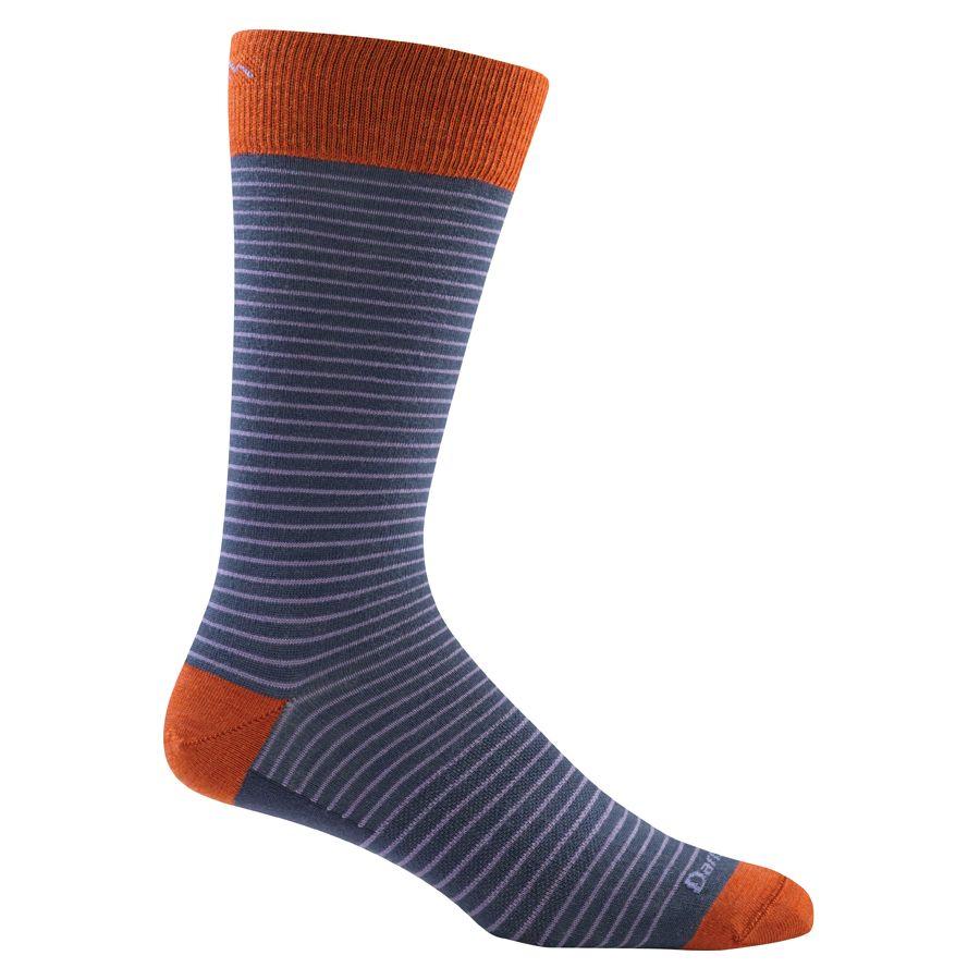 Darn Tough Classic Stripe Mid-Calf Light Socks