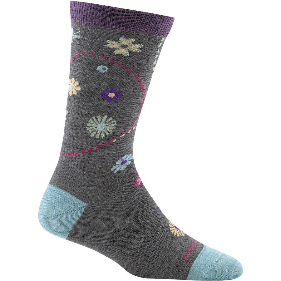 Darn tough merino wool spring garden light sock women39s for Garden socks