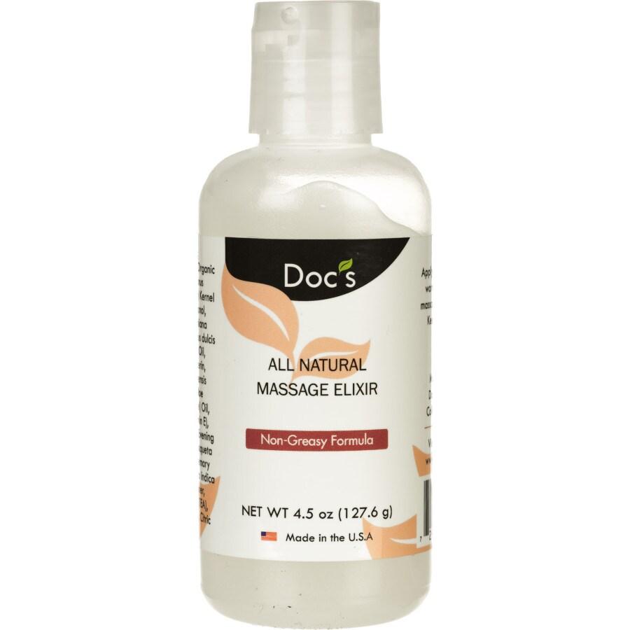 Doc's Skin Care Massage Elixir