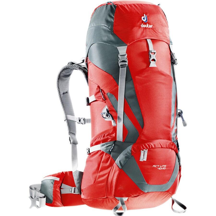 deuter act lite 40 10 backpack 2440cu in. Black Bedroom Furniture Sets. Home Design Ideas