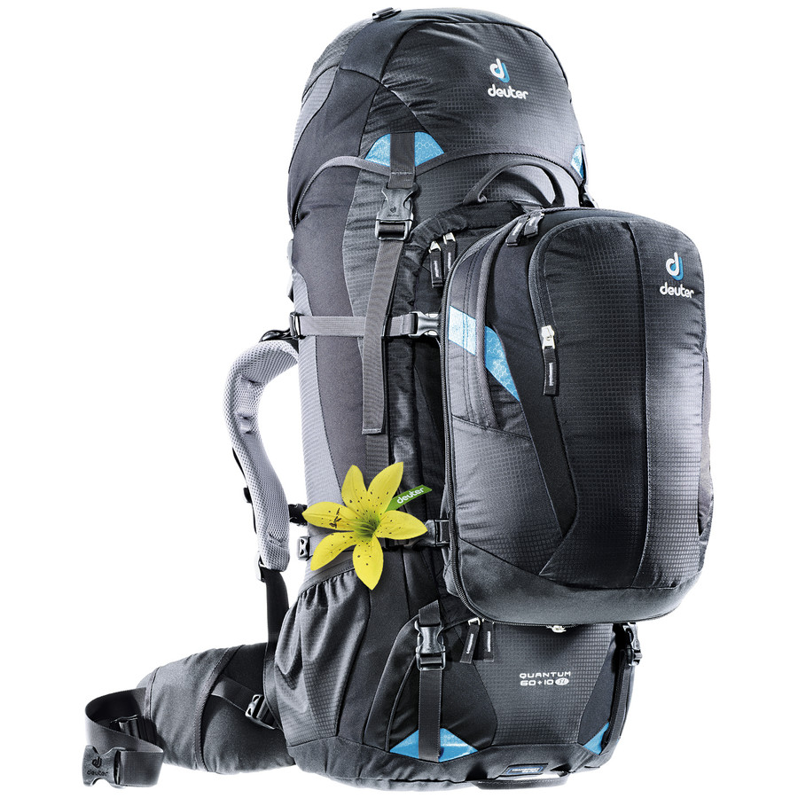 Deuter Quantum 60+10 SL Backpack -3661cu in