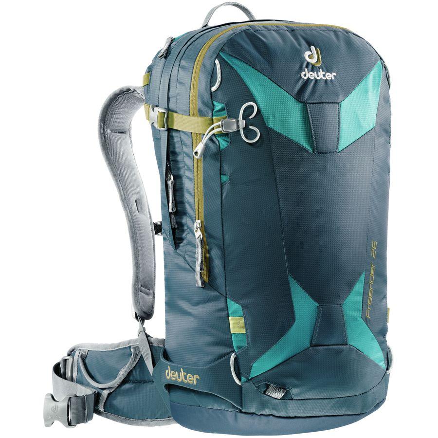 deuter freerider 26l backpack. Black Bedroom Furniture Sets. Home Design Ideas
