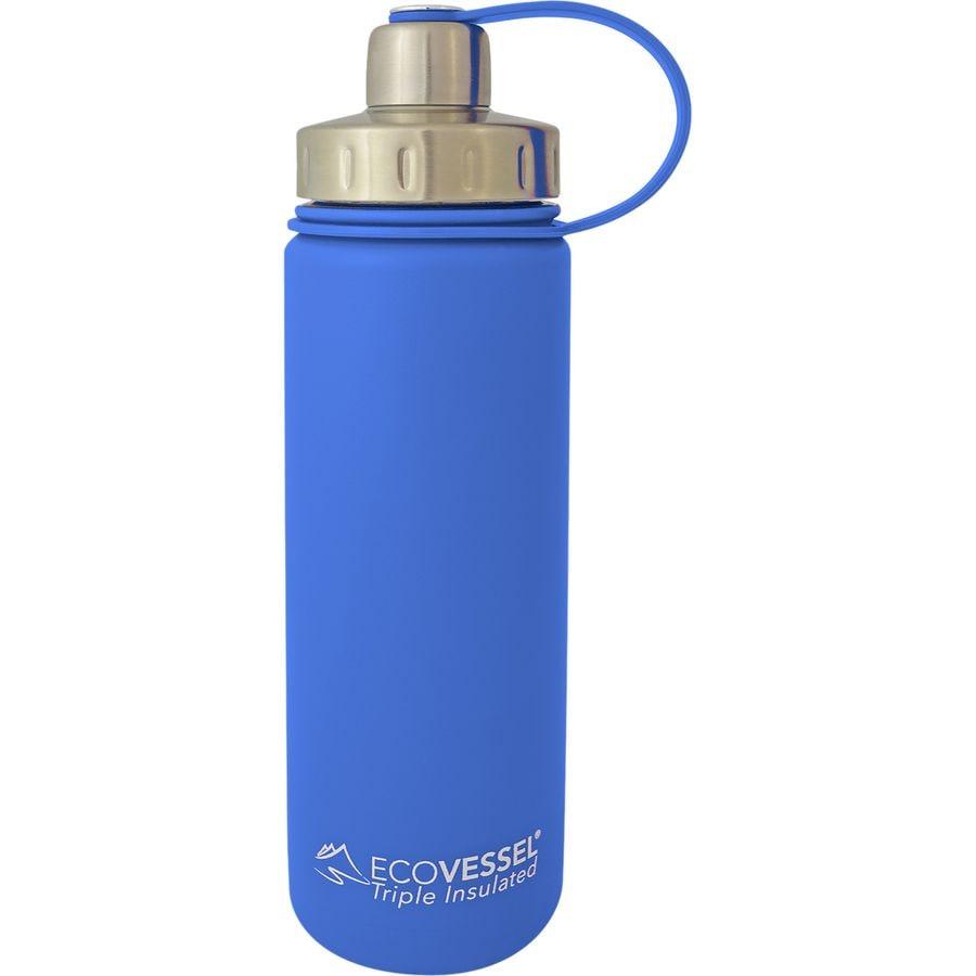 Eco Vessel Boulder Triple Insulated Water Bottle
