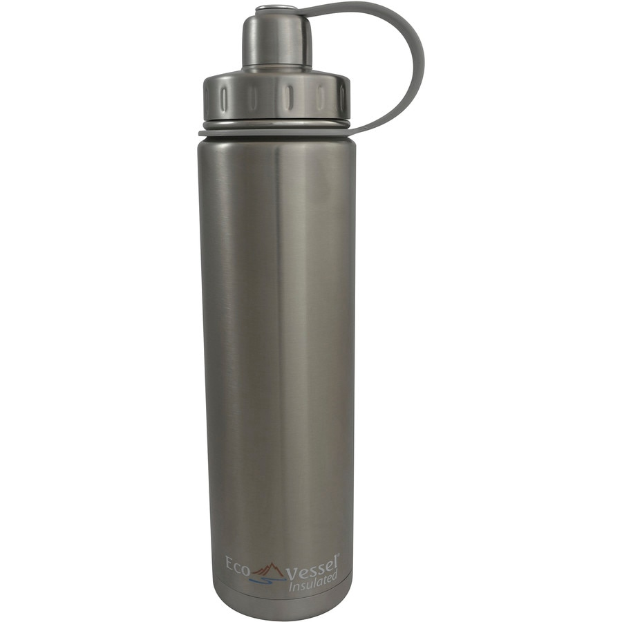 Eco Vessel Boulder Triple Insulated Water Bottle - 24oz
