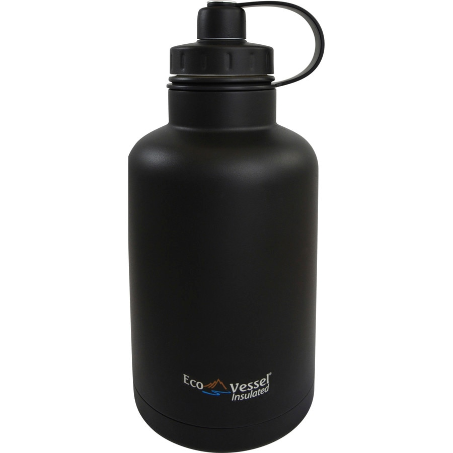 Eco Vessel Boss Triple Insulated Growler 63oz