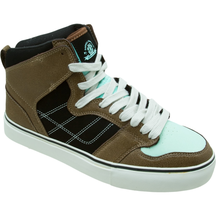 Element Darrell 2 High Top Skate Shoe - Men's ...