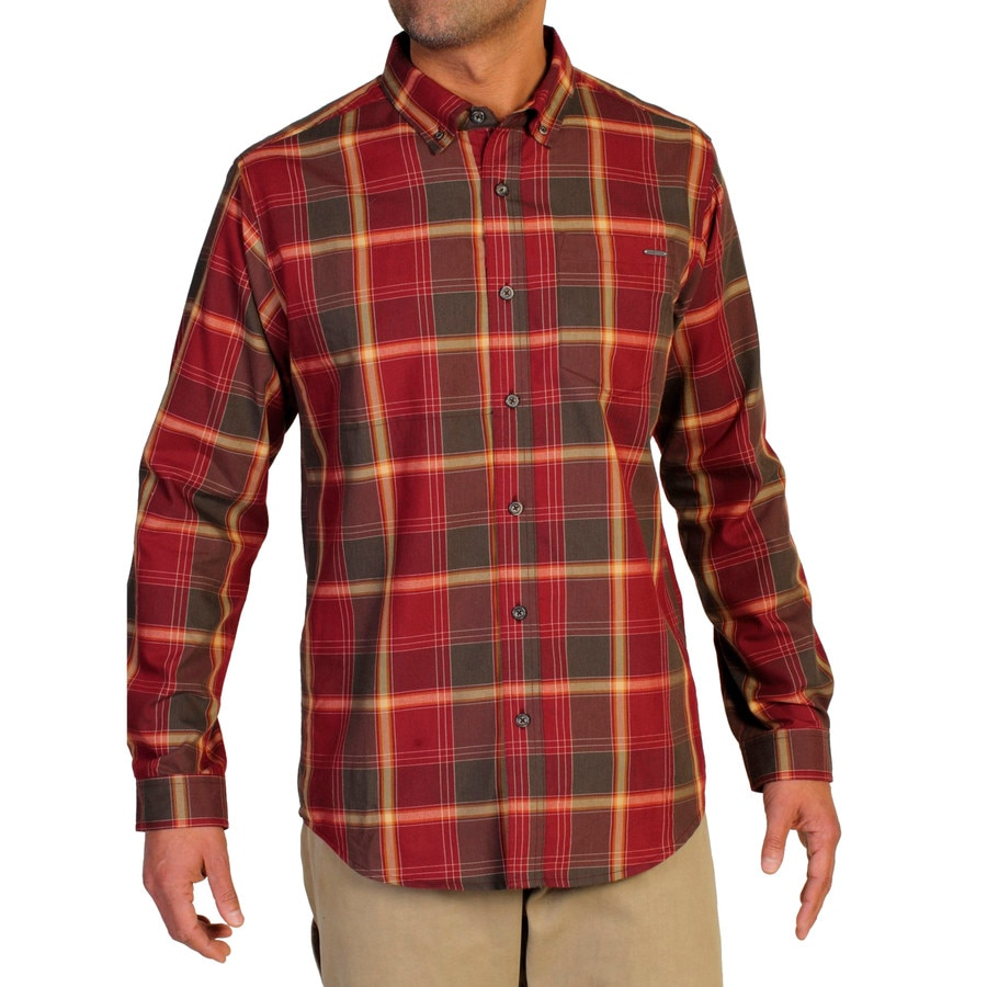 Exofficio Arabica Plaid Shirt Long Sleeve Men 39 S
