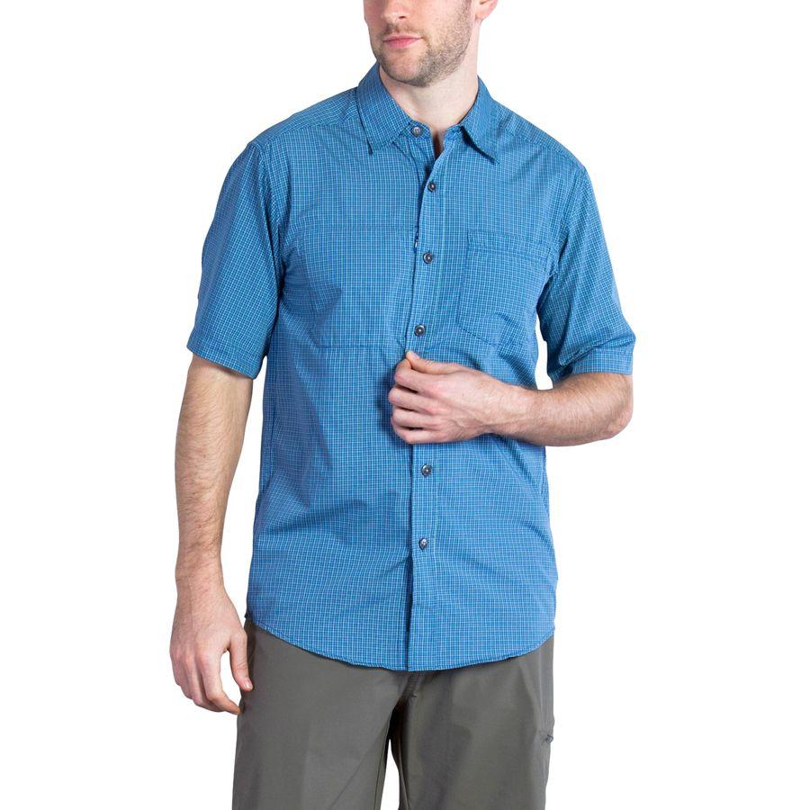 ExOfficio Corsico Shirt - Short-Sleeve - Mens