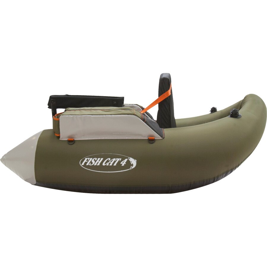 Fish cat 4 lcs float tube for Fly fishing float tube