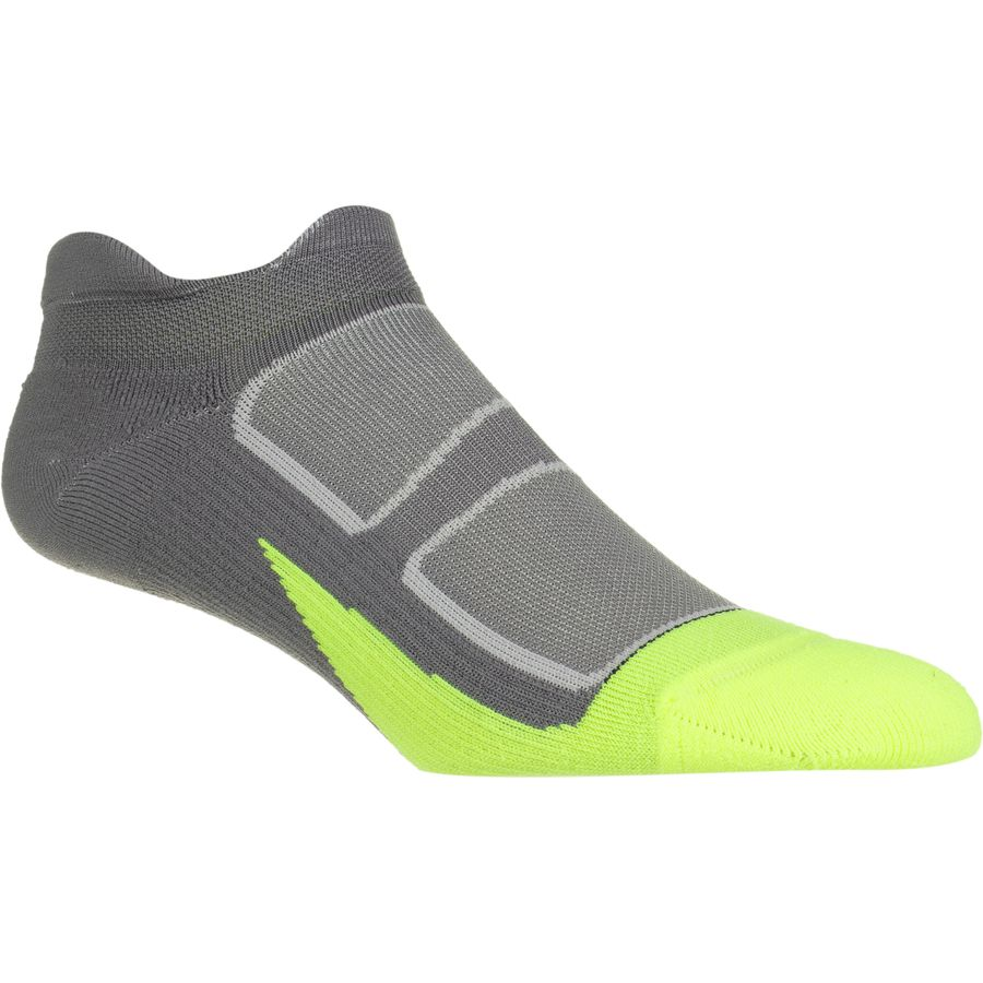 Feetures! Elite Light Cushion No Show Tab Sock