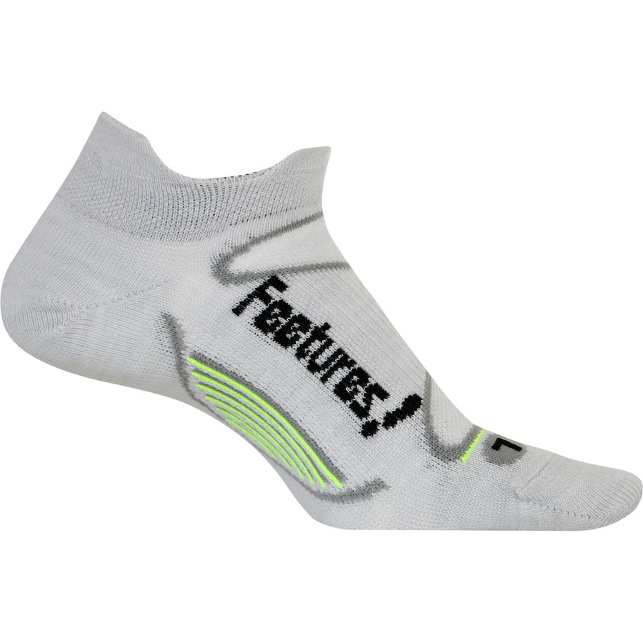 Feetures! Elite Merino+ Ultra Light No Show Tab Sock