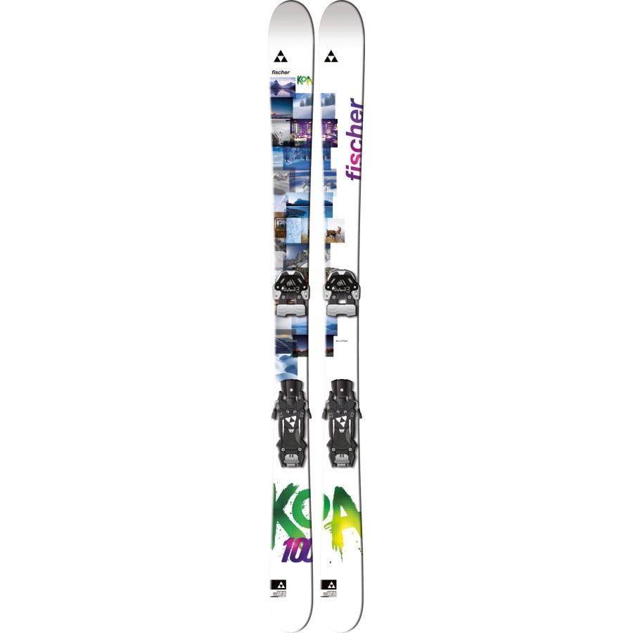 fischer koa 100 ski women 39 s. Black Bedroom Furniture Sets. Home Design Ideas