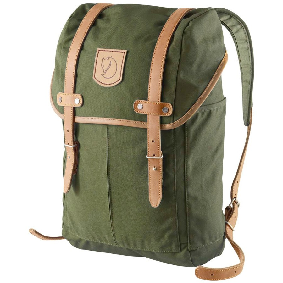 how to clean fjallraven backpack