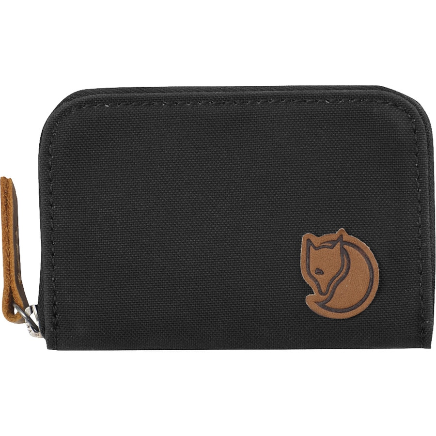 Fjallraven Zip Card Holder Wallet - Women's