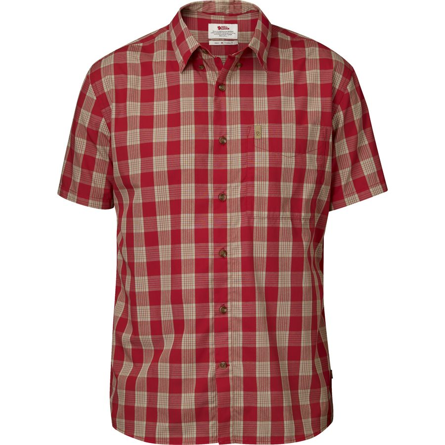 Fjallraven Ovik Shirt - Short-Sleeve - Men's