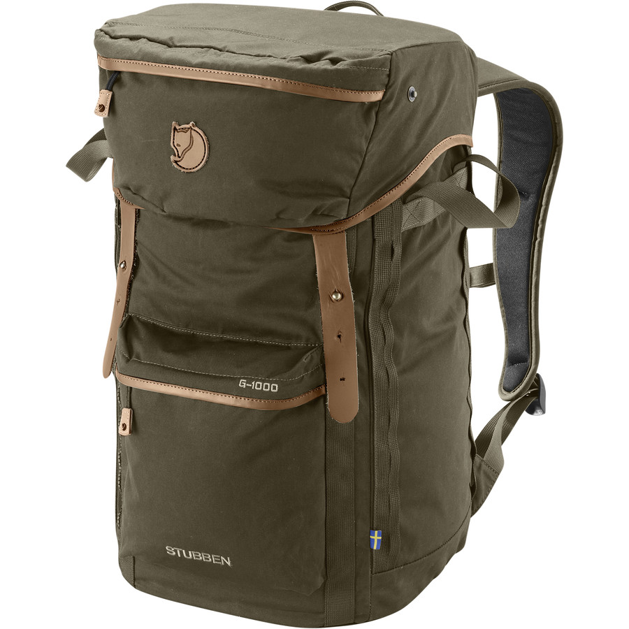 Fjallraven Stubben Backpack - 1648cu in
