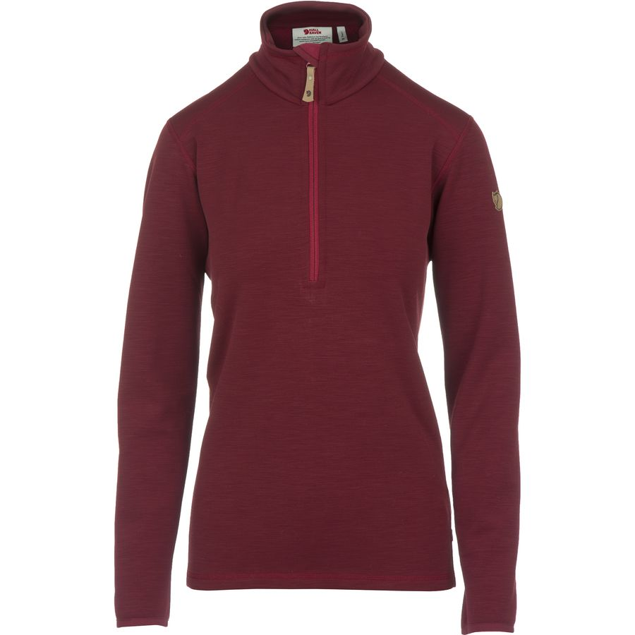 Fjallraven Keb Fleece Pullover - Women's