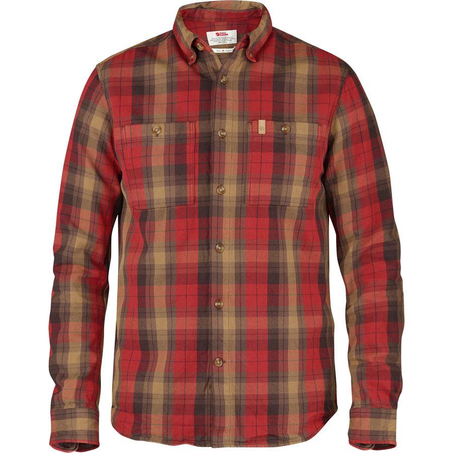 Fjallraven Kiruna Heavy Twill Shirt - Long-Sleeve - Men's