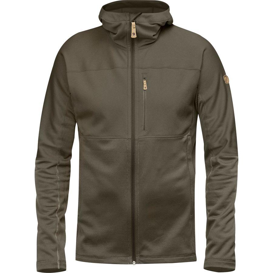 Fjallraven Abisko Trail Hooded Fleece Jacket - Men's