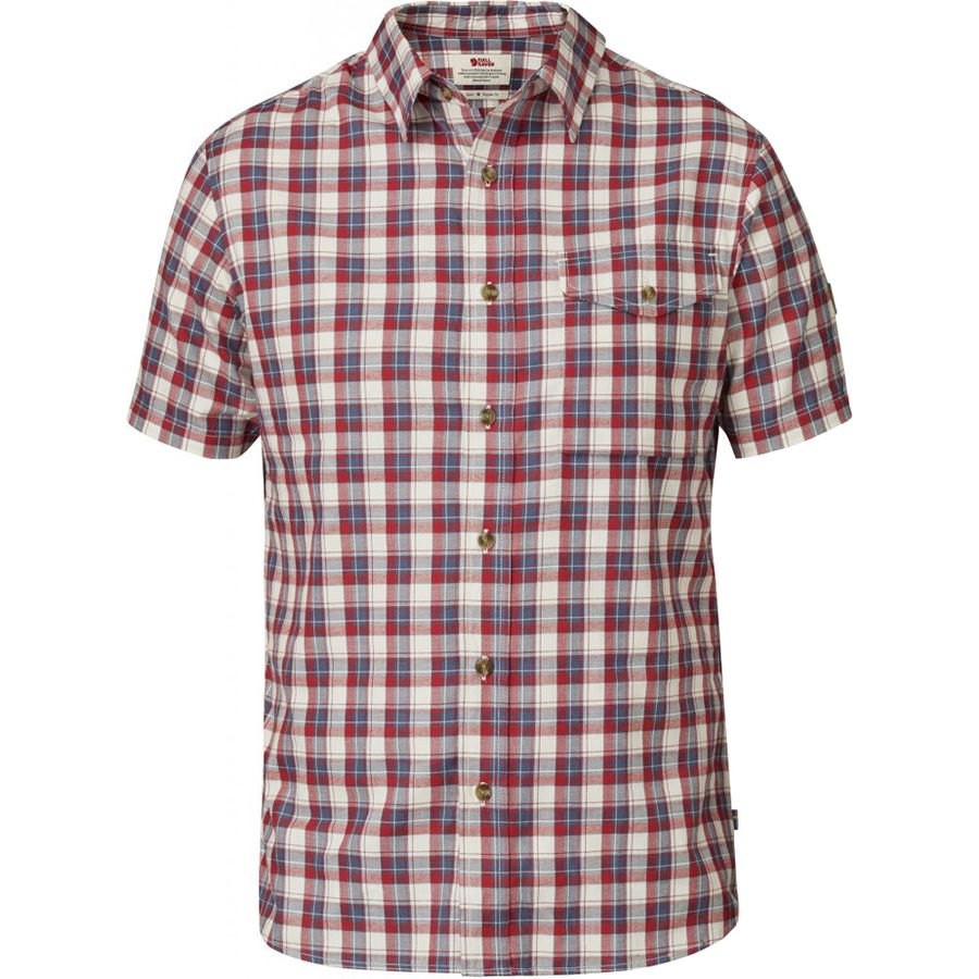 Fjallraven Sarek Shirt - Short-Sleeve - Men's