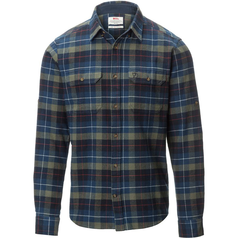 Fjallraven Singi Heavy Flannel Shirt Men 39 S
