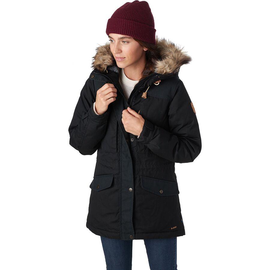 Parka jacket women sale