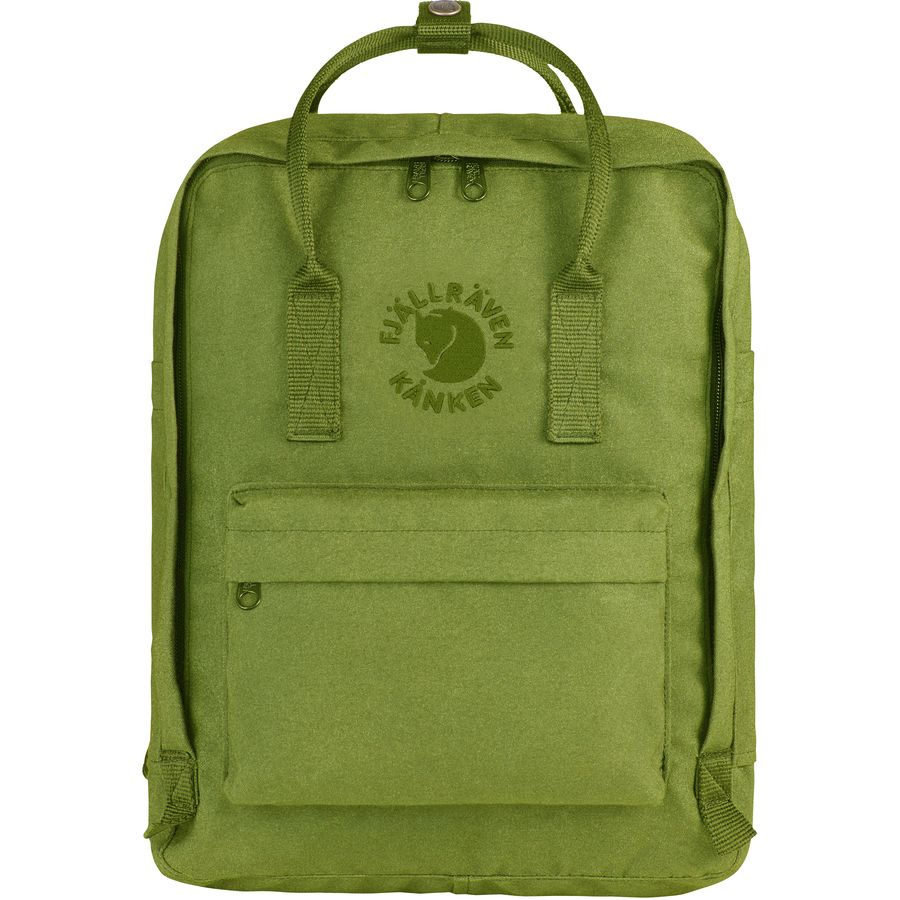 Fjallraven Re-Kanken Backpack - 980cu in